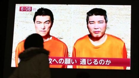 'Experts say ISIS ransom clip #faked as deadline for 'Japanese hostages' passes'   News You Can Use - NO PINKSLIME   Scoop.it