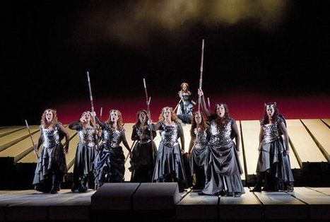 Die Walküre at The Metropolitan Opera | OperaMania | Scoop.it