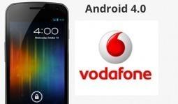 Precios Galaxy Nexus en Vodafone España | VIM | Scoop.it