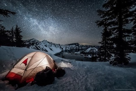 A Week of Camping can Reset your Body Clock and Help you Sleep - ZME Science | Chronobiology | Scoop.it