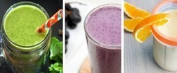 25 Three-Ingredient Smoothie Recipes [INFOGRAPHIC] | Fitness and nutrition | Scoop.it