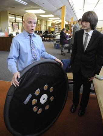 Scenes from a High School Science Fair: North Attleboro, MA   Curious Minds   Scoop.it