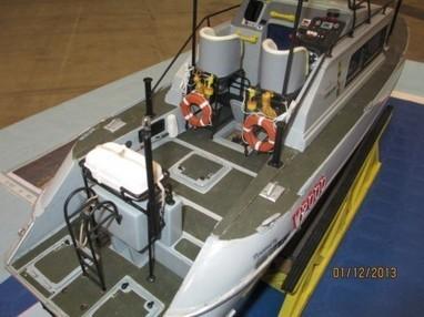 Modellismo: Costruzione motovedetta V2000 G. di F. | Nautica-epoca | Scoop.it