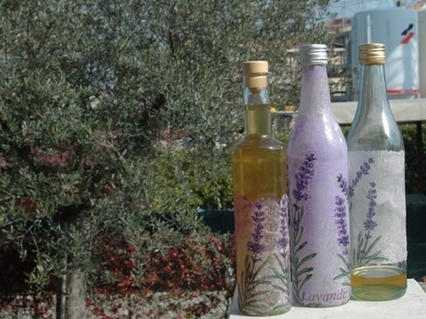 Liquore di lavanda | Foods of the World | Scoop.it