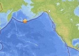Magnitude 7.0 earthquake rocks Alaska's Aleutian Islands - EarthSky   Structural Geology   Scoop.it