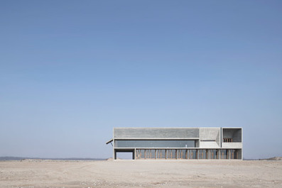[Beijing , China] Vector Architects completes a concrete seaside library | The Architecture of the City | Scoop.it