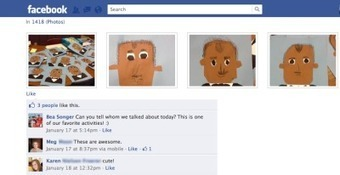 How I use Facebook in my Kindergarten classroom | Tech in Kindergarten | Scoop.it