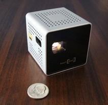 Innoio Smart Beam Pico Projector - Soundandvision (blog) | INNOIO INNOCUBE | Scoop.it