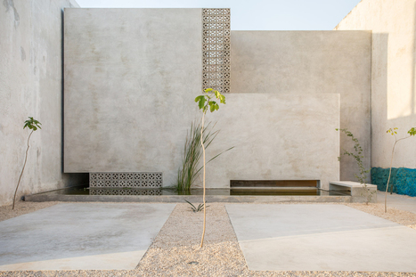 Gabriela House / TACO taller de arquitectura contextual | retail and design | Scoop.it