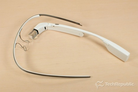 New Google Glass app makes objects interactive in real time - TechRepublic | Marketing | Scoop.it