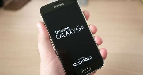 Samsung Galaxy Alpha Said to Imitate Part of iPhone Design - Mashable | Mobile Technology | Scoop.it