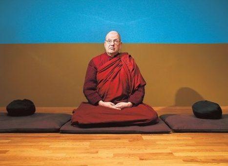 Munkki kulkee Buddhan tietä | Uskonto | Scoop.it
