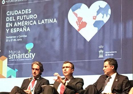 Murcia exportará su modelo de desarrollo urbano inteligente - ESMARTCITY | Smart Cities in Spain | Scoop.it