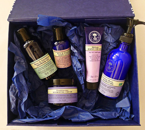 GIVEAWAY: Win a Neal's Yard Remedies organic skincare pack - State of Green | Sustainable living | Scoop.it