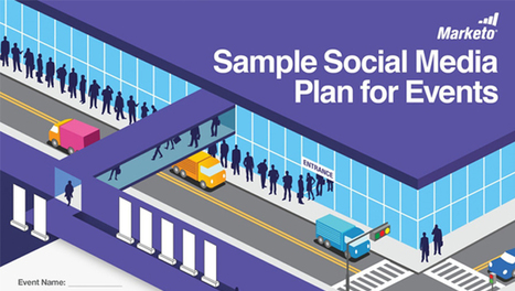 A Sample Social Media Plan for Events - PlannerWire | Digital marketing | Scoop.it