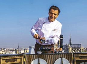 Moynat et Yannick Alléno : luxe, malle et volupté