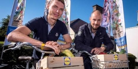 [Sponsoring] Lidl tente l'échappée sponsoring - Emarketing | Sponsoring et Mécénat supports d'événements | Scoop.it
