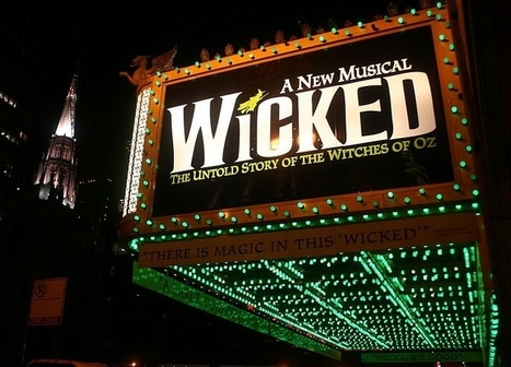 Wicked Tickets – Enjoy The Musical Extravaganza Live   Central87.com Concert and Event Tickets   Scoop.it