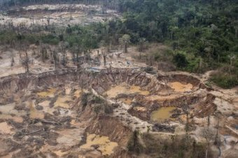 PERU - Declares Amazon emergency as population suffers mercury contamination from illegal mining | Health - Mining Contamination | Scoop.it