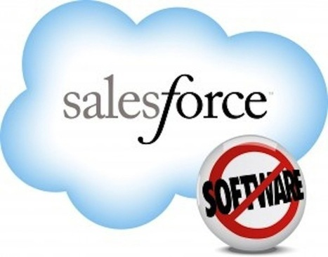 Salesforce.com has acquired French startup EntropySoft | Entrepreneurship, Innovation | Scoop.it