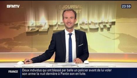 Alexis Cuvillier (86e promo ESJ Lille), le p'tit gars d'Achicourt devenu présentateur sur BFM TV | DocPresseESJ | Scoop.it