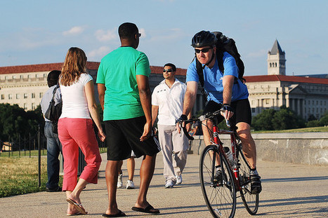 Top 10 U.S. cities for biking and walking | SmartPlanet | green streets | Scoop.it