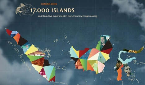 17,000 Islands: an interactive experiment in documentary image making | U2:youToo | Scoop.it