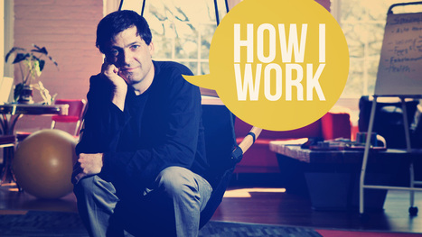 I'm Dan Ariely, Author and Professor, and This Is How I Work | Bounded Rationality and Beyond | Scoop.it