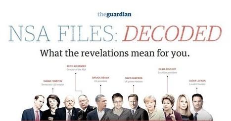 NSA Files Decoded: Der ultimative Multimedia-Artikel über die NSA-Affäre | PARA DOX | Scoop.it
