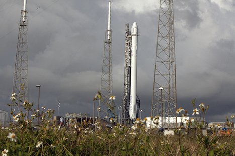 SpaceX swaps order of next two Falcon 9 launches | Spaceflight Now | The NewSpace Daily | Scoop.it