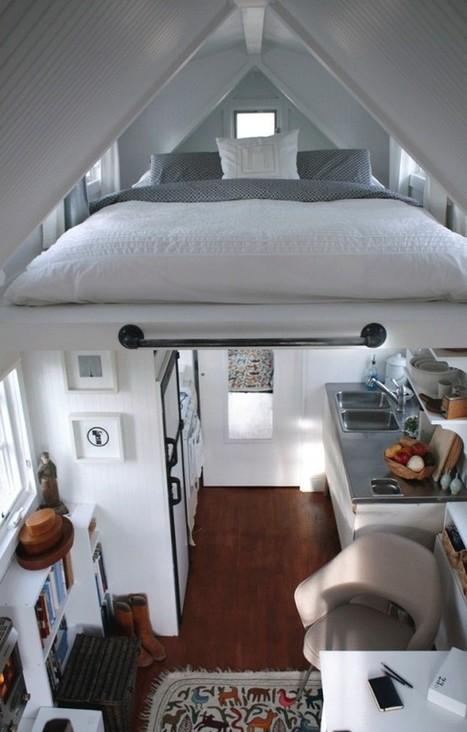 Space Saving Beds & Bedrooms | #Design | Scoop.it
