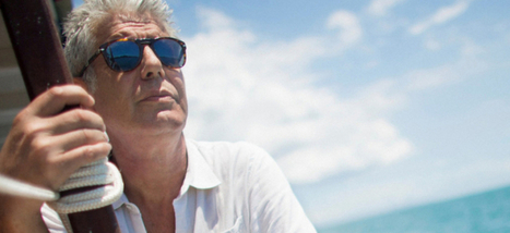 CNN - Anthony Bourdain's show travels to Naxos | Greece Travel | Scoop.it