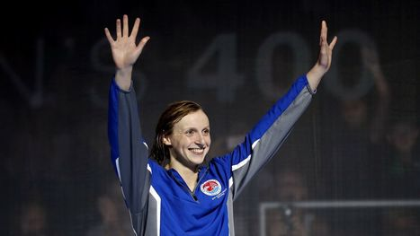Olympic swimming trials 2016 results: Katie Ledecky almost breaks her own world record while qualifying | Competitive swimming | Scoop.it