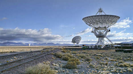 Radio Blip Sparks SETI Interest   IELTS, ESP, EAP and CALL   Scoop.it