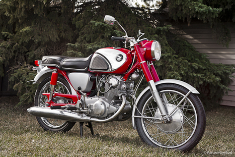Honda Super Hawk | Vintage, Classic & Custom Motorbikes | Scoop.it