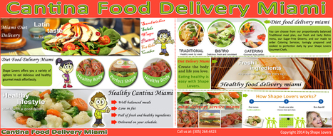Cantina Food Delivery Miami   Cantina Food Delivery Miami   Scoop.it