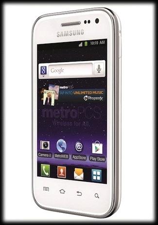 Samsung Galaxy Admire 4G.. arrives on MetroPCS | Sniffer | Scoop.it