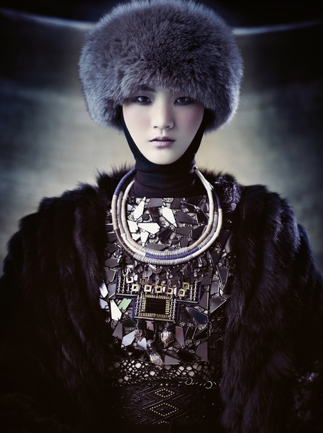 Nomade of Mongoli | Fashion photographer: Melissa Rodwell | Reflejos | Scoop.it
