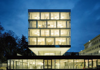 Efficient light in Geneva | sustainable architecture | Scoop.it