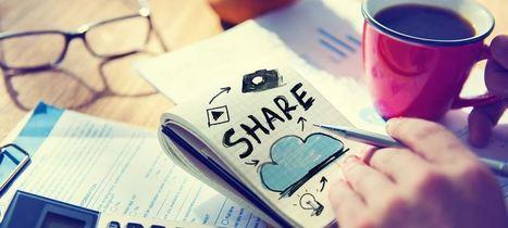 Ma vie professionnelle à 100 % dans le Cloud (tribune) - Silicon | Business Model for Cloud Computing | Scoop.it