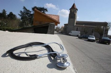 La télémédecine, remède à la désertification médicale ? | 8- TELEMEDECINE & TELEHEALTH by PHARMAGEEK | Scoop.it
