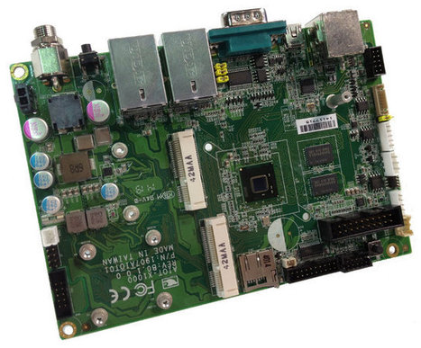 Aaeon AIOT-X1000 Linux Gateway is Powered by an Intel Quark SoC | Embedded Systems News | Scoop.it
