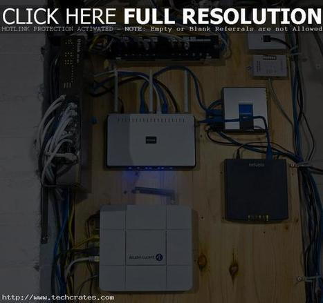How to Set up a Wireless Home Network Connection   Technology Review   Business   Scoop.it