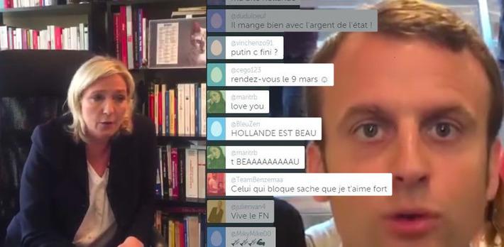 Periscope, Facebook, YouTube… quand le live fait de l'œil aux politiques | Relations publiques, Community Management, et plus | Scoop.it