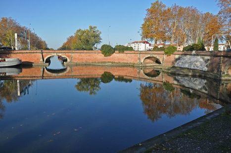 Premier marché flottant sur le canal | Toulouse La Ville Rose | Scoop.it