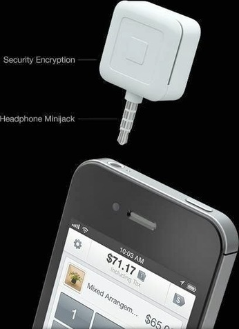 DEVICE FOR ELECTRONIC FUND TRANSFER | SQUARE |TechieOasis | Technology and Gadgets | Scoop.it