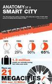 Anatomy of a Smart City Infographic | Internet of Things News | Développement durable et efficacité énergétique | Scoop.it