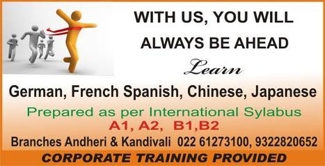 Foreign language Classes in Mumbai | foreign language classes in mumbai | Scoop.it