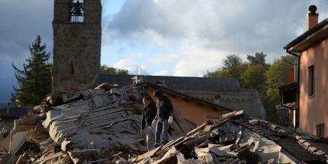 En images : dans les villages italiens détruits par le séisme   Planete DDurable   Scoop.it