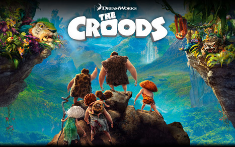 How This Dream Works Movie, The Croods, Can Change Your Business | How to Get Home Business Leads on Facebook | Scoop.it
